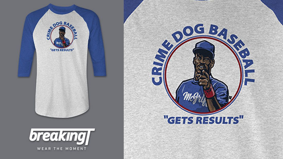 Fred McGriff t-shirt