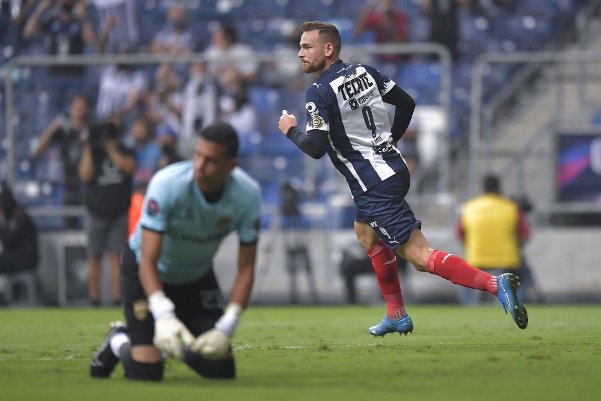 Monterrey v Atletico Pantoja - Concacaf Champions League 2021
