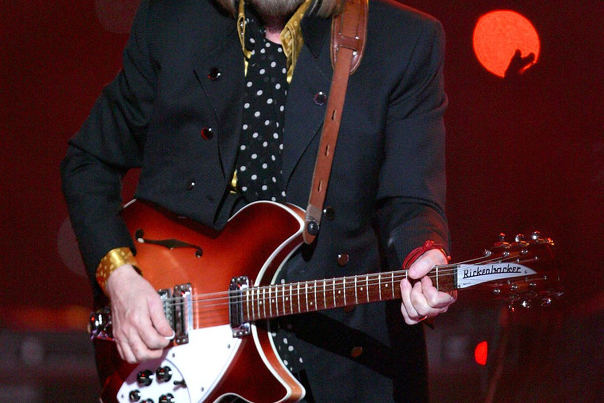 Tom Petty, performing at Super Bowl XLII (Photo: <em>Streeter Lecka   Getty Images</em>)