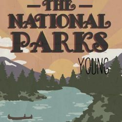 """The National Parks cover of its debut album, """"Young."""""""