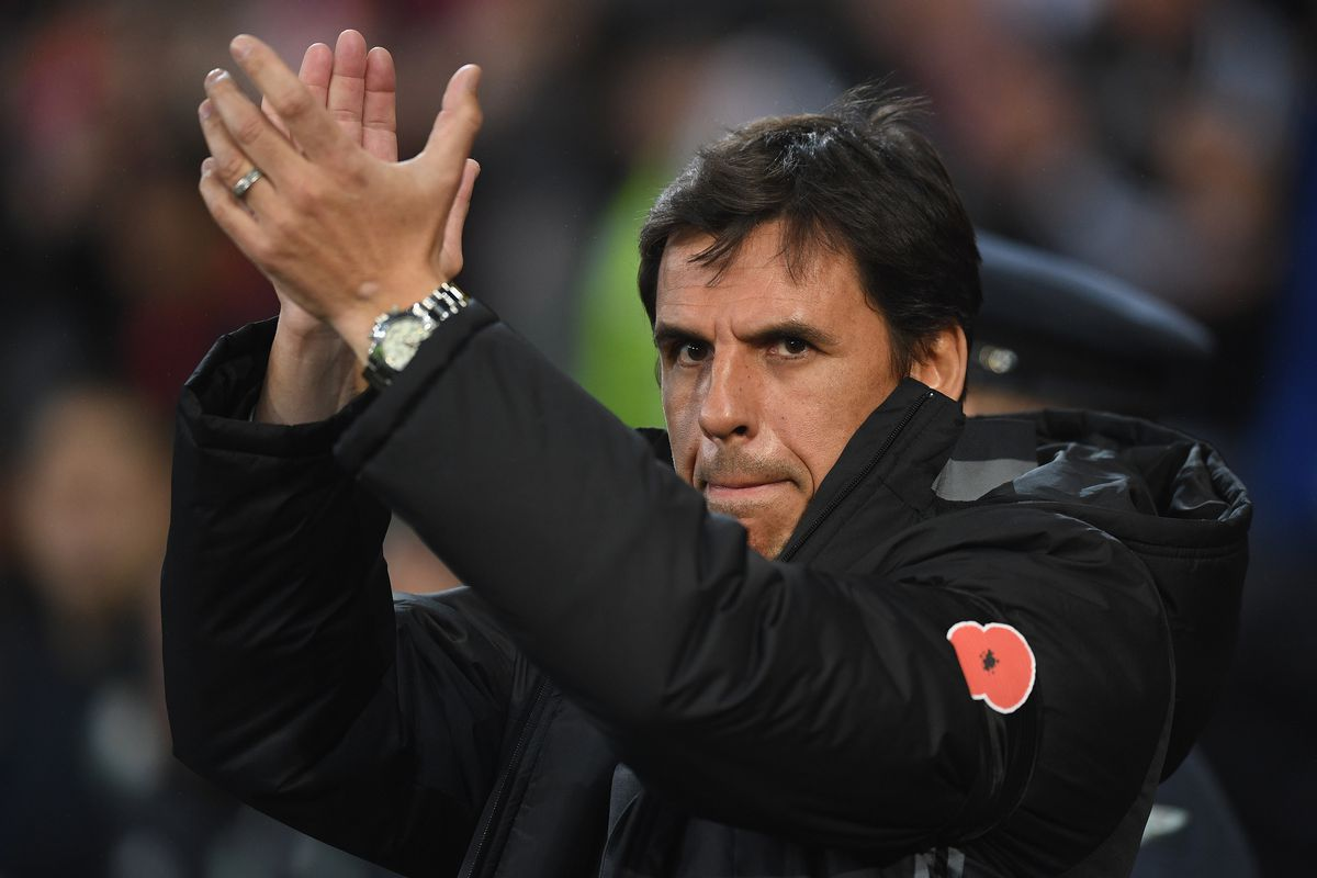 Chris Coleman takes his first game at Villa tonight