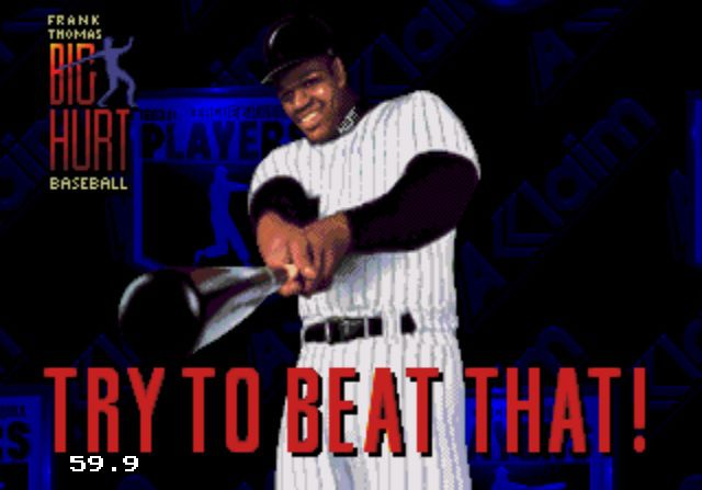 Big Hurt Baseball_Frank Thomas