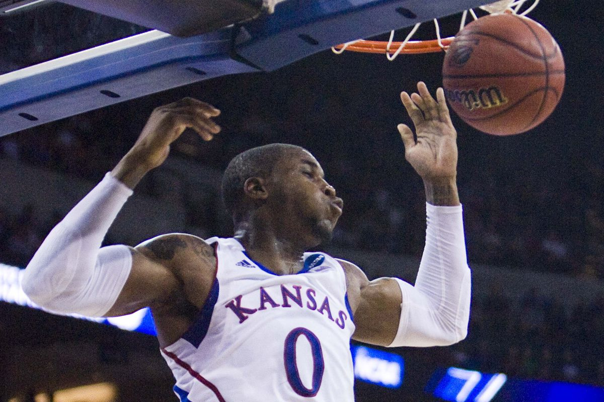 NCAA Tournament: Detroit vs. Kansas