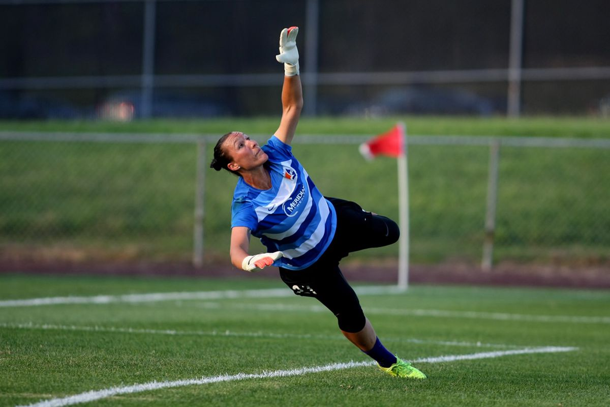 3c2eb51d386 Sky Blue FC signs former USWNT goalkeeper Jill Loyden - Once A Metro