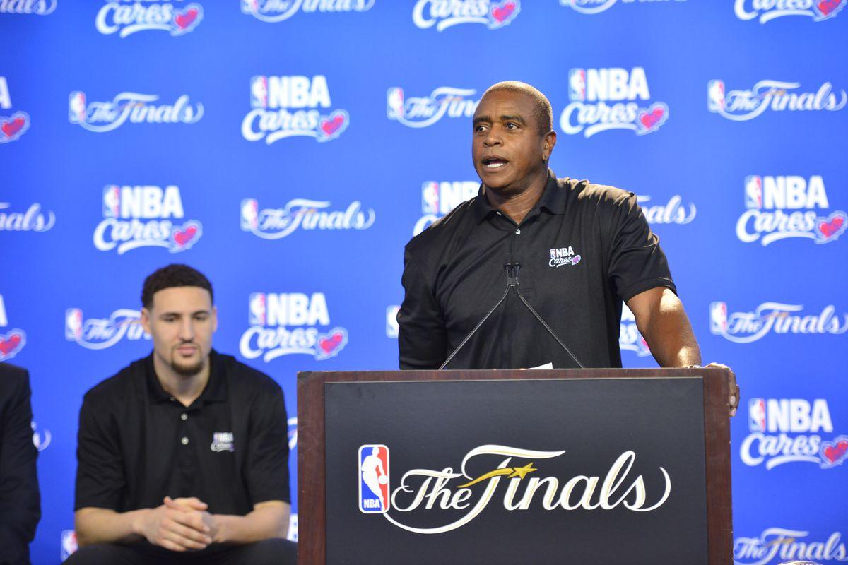 2016 NBA Finals Cares Events