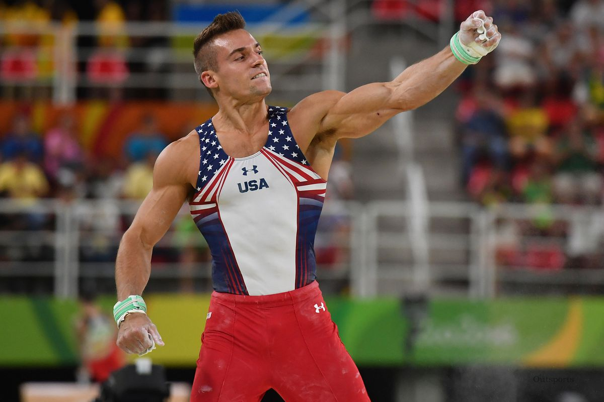 Hot Male Gymnasts Of The Rio Olympics - Outsports-3753