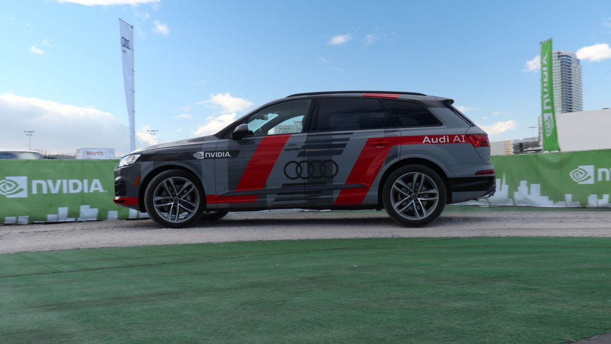 Nvidia Is Working With Audi To Get You A Selfdriving Car By - Audi self driving car