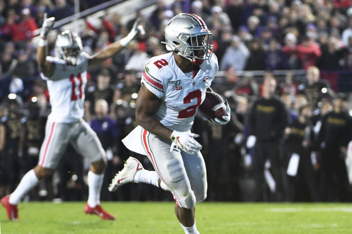 Ohio State, Northwestern 2019 blow out, recap 52-3