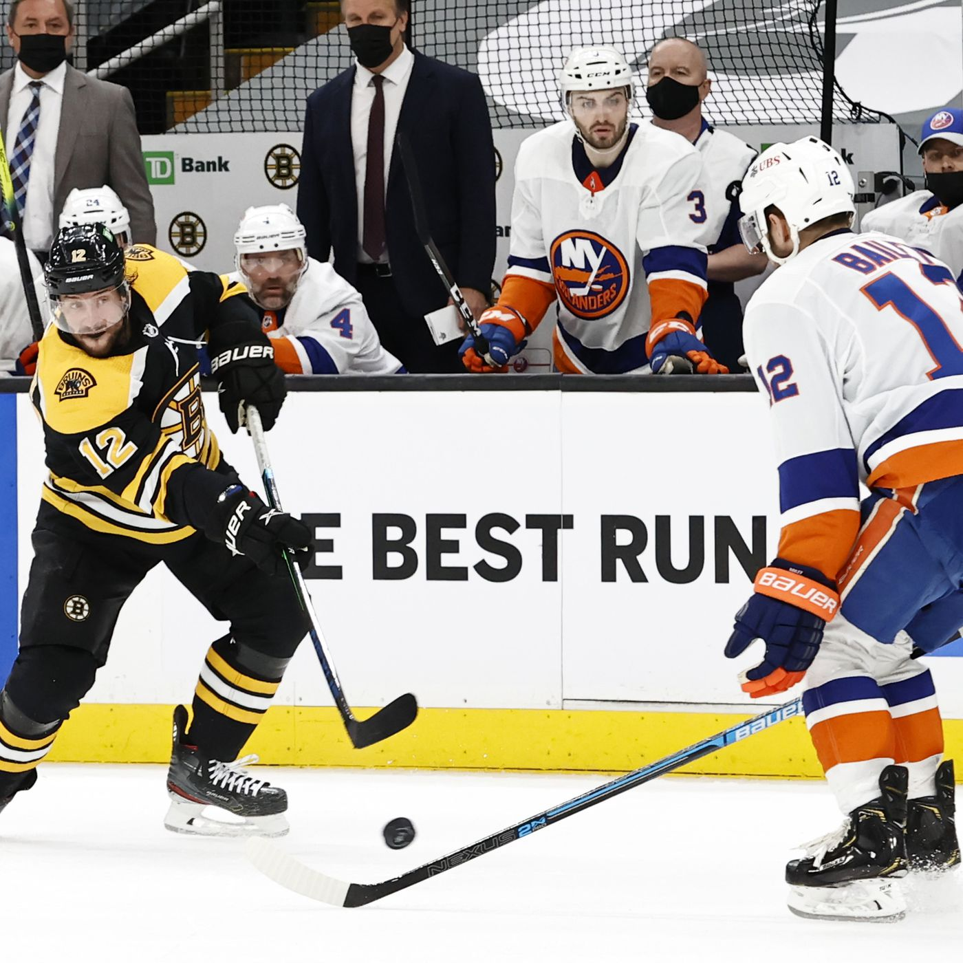 Projected Bruins Lines Vs Islanders Smith Is Anticipated Back For Game 3 Stanley Cup Of Chowder