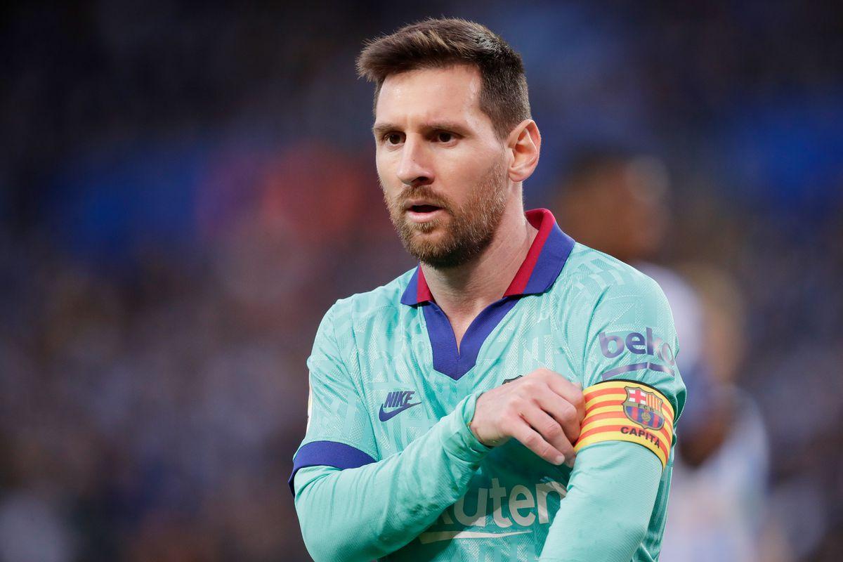 Lionel Messi - FC Barcelona - UEFA Champions League