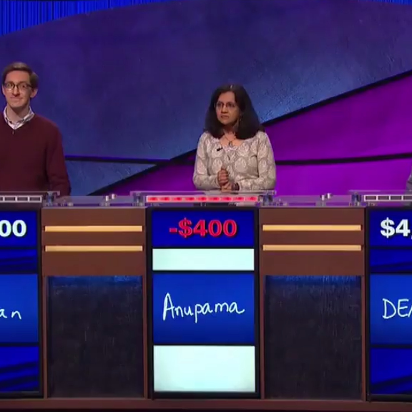 These 'Jeopardy!' contestants couldn't answer questions