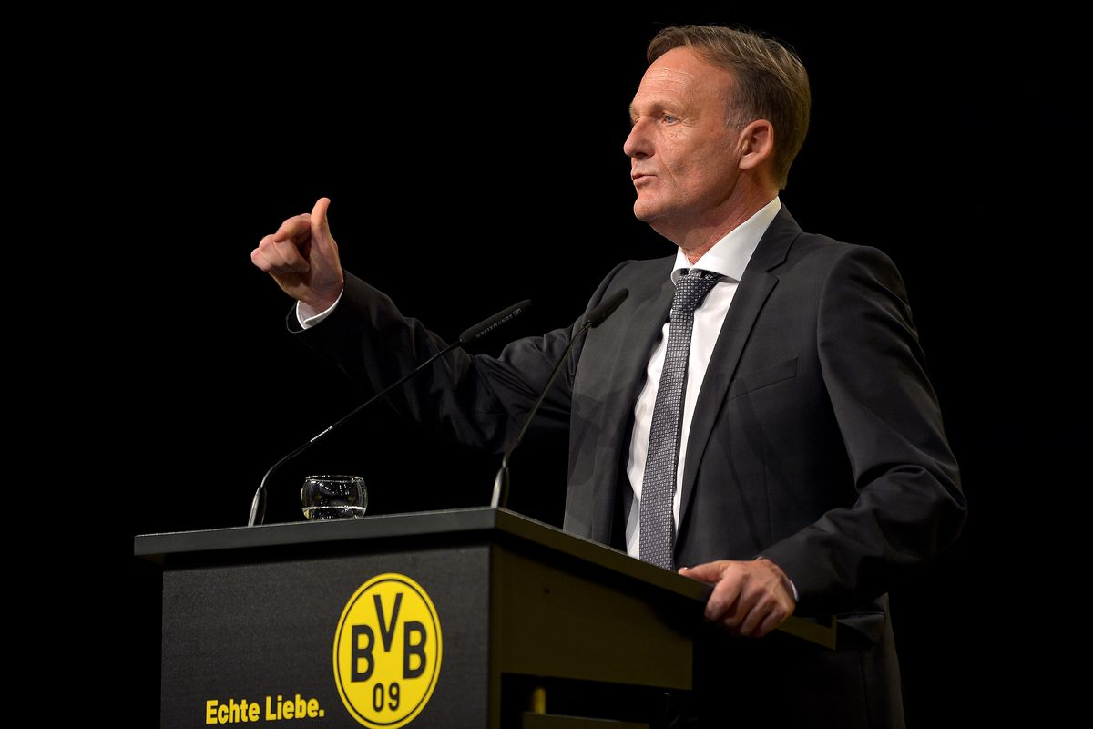Borussia Dortmund Annual General Assembly