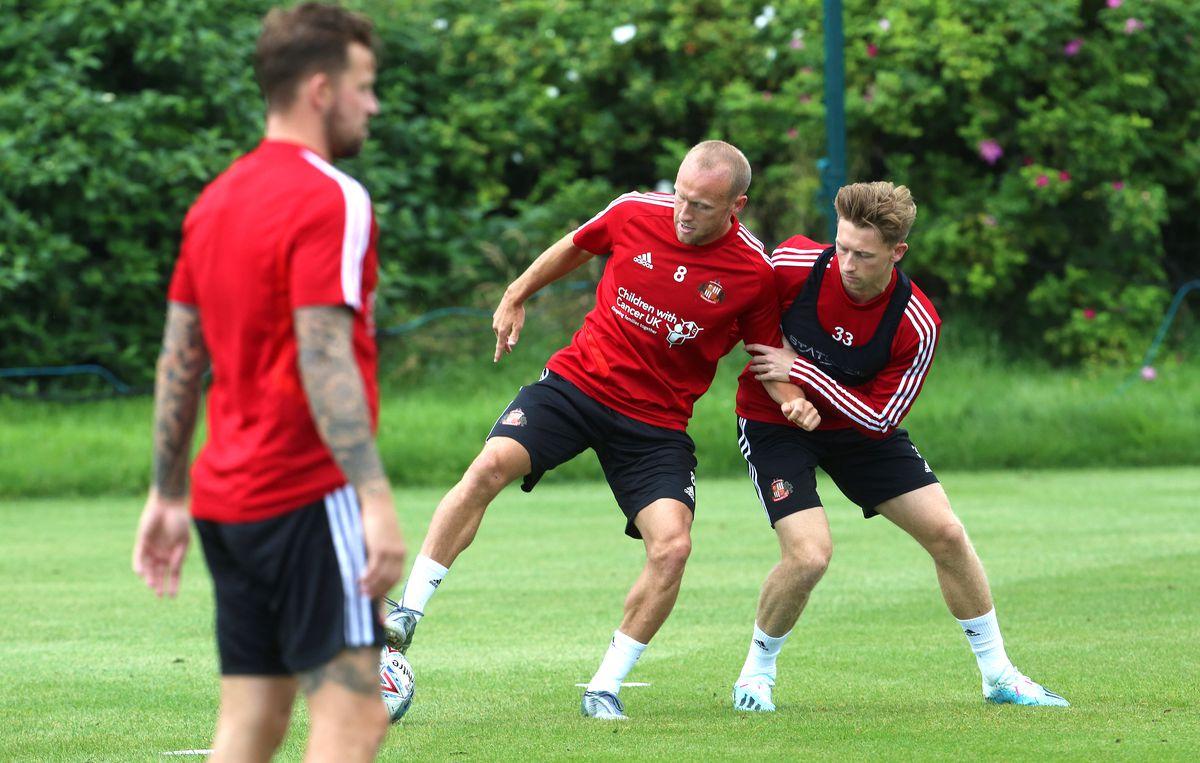 Sunderland Pre-Season Training