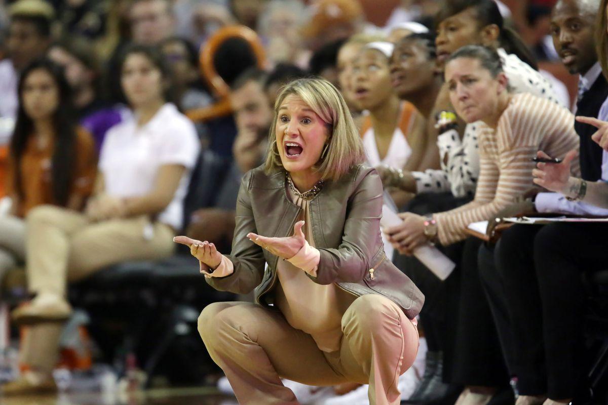 NCAA Womens Basketball: Tennessee at Texas