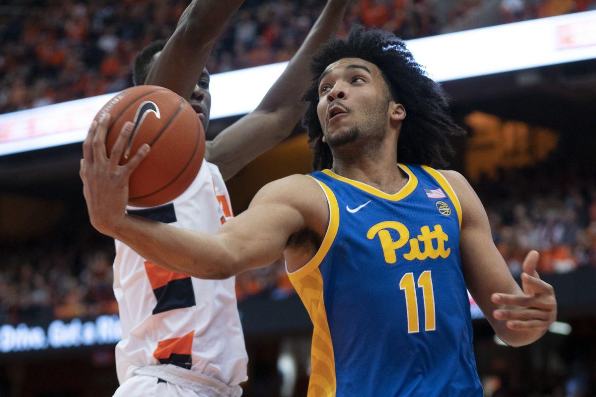 COLLEGE BASKETBALL: JAN 25 Pitt at Syracuse