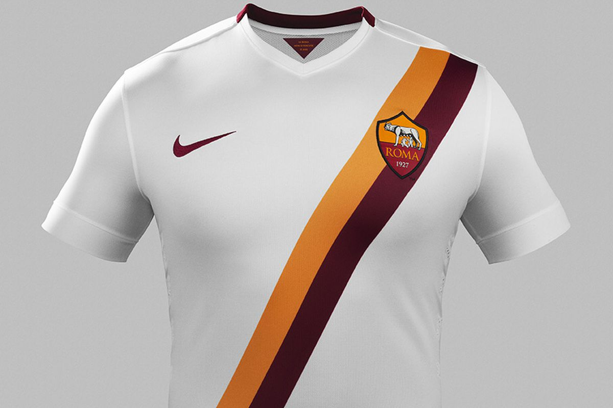 promo code 1484f de521 Sashed AS Roma away kit is a stunner - SBNation.com