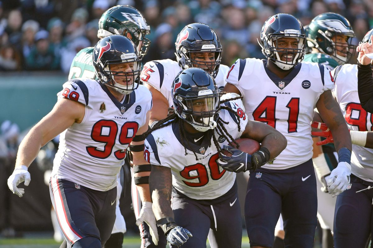 c5a98e33 The Texans Shouldn't Trade Jadeveon Clowney, But If They Are Trading ...