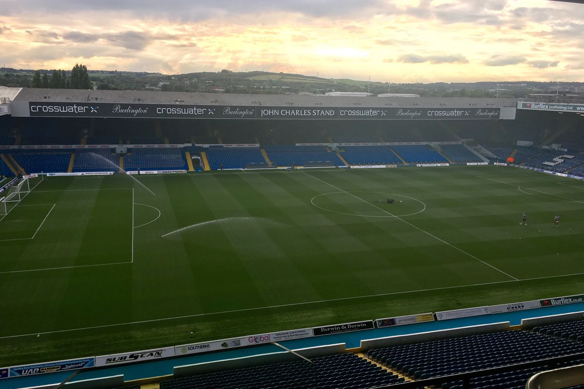 A beautiful night at Elland Road saw Leeds advance in the EFL Cup.