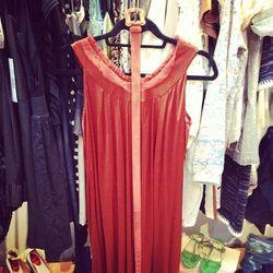Vintage Fendi dress (with belt!), $425.