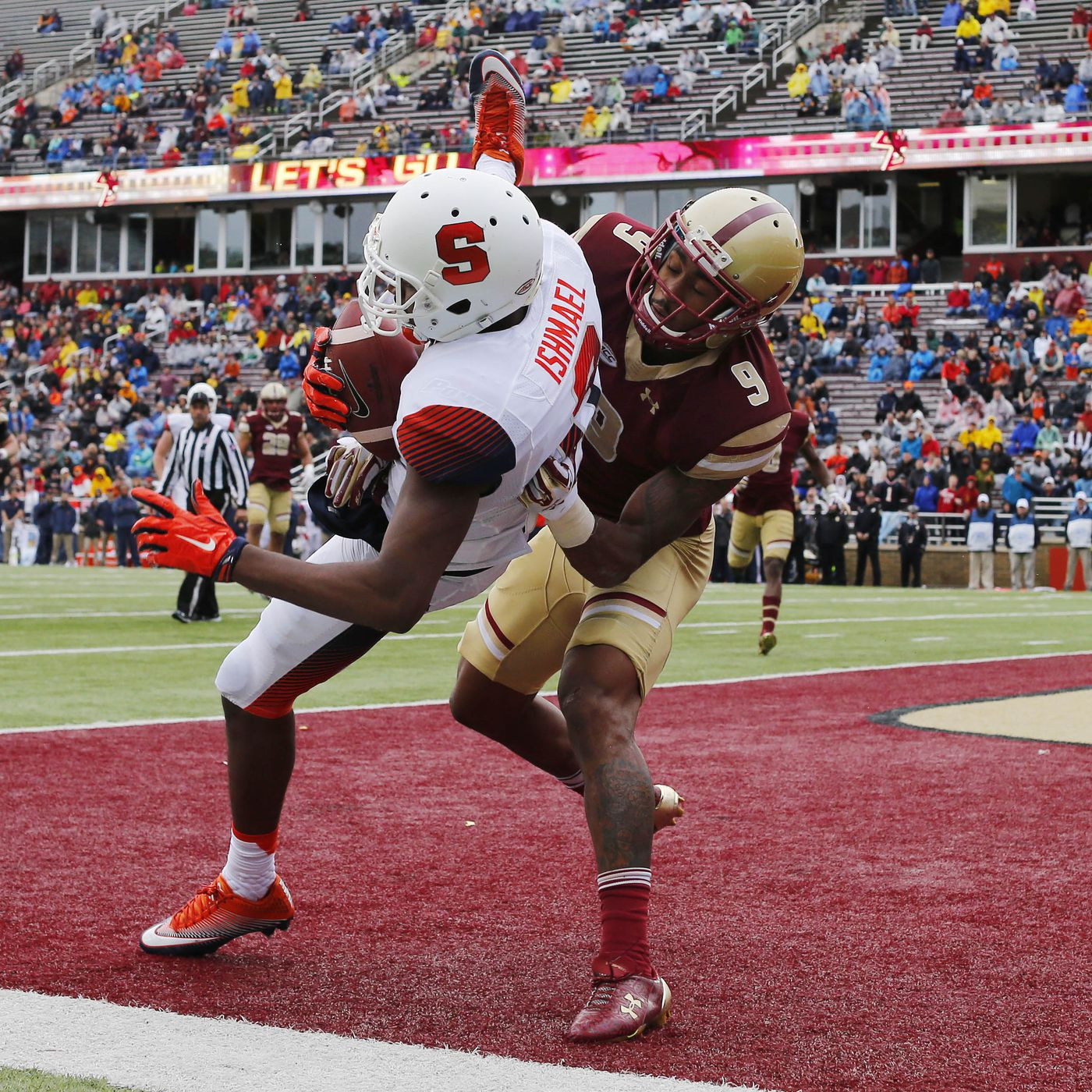 Syracuse Vs Boston College Tv Streaming Time Odds History