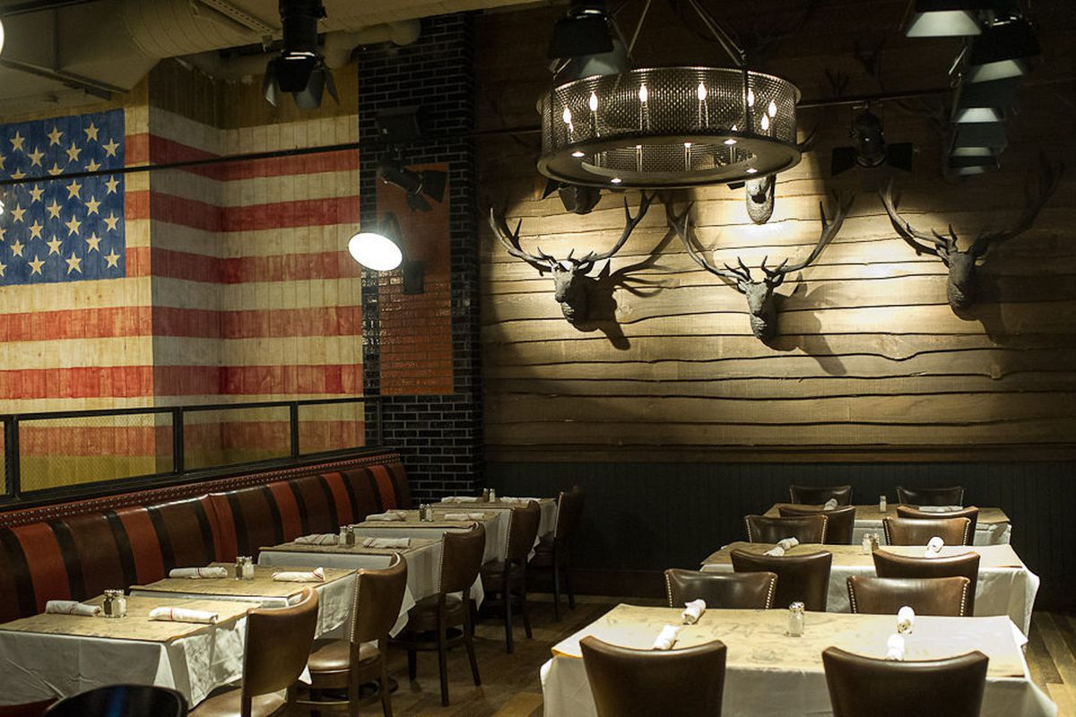 Guy S American Kitchen And Bar The Full Reveal Eater Ny