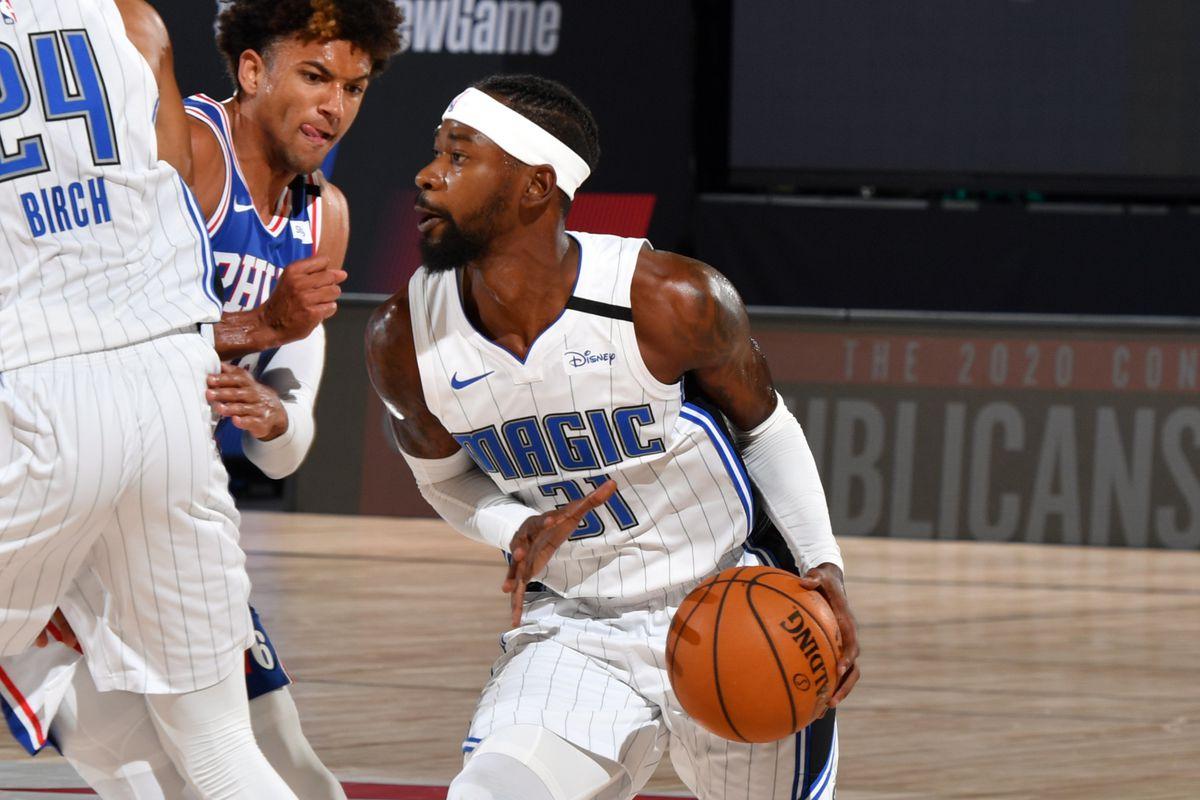 Orlando Magic v Philadelphia 76ers