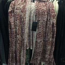 Silk and cashmere cardigan, $120 (was $420)