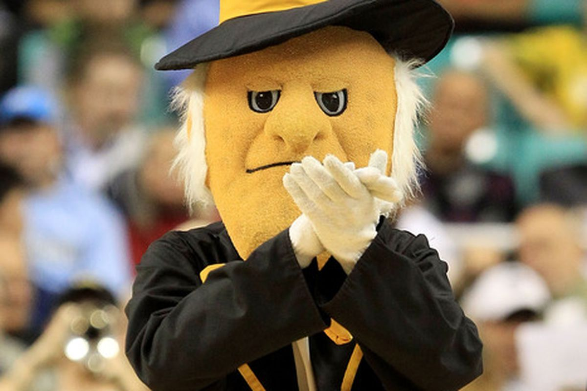 Wake Forest applauds you.