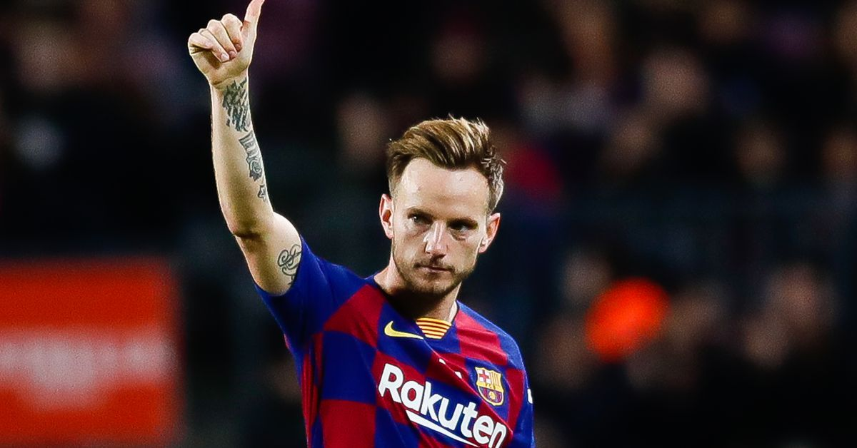 Ivan Rakitic bids a fond farewell to Barcelona - Barca Blaugranes
