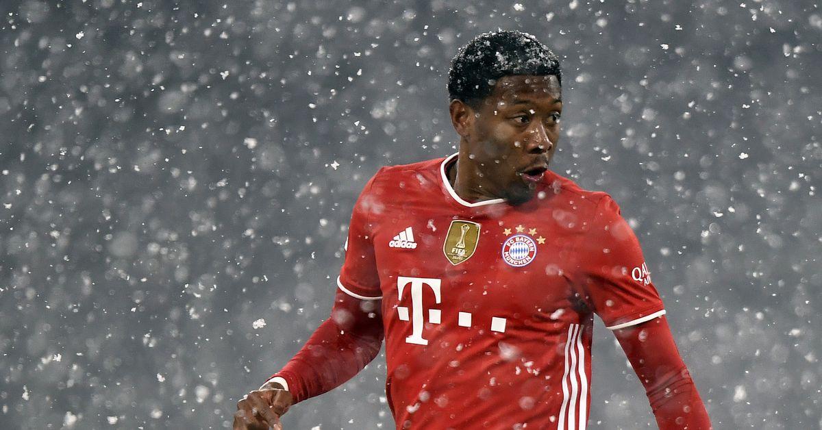 David Alaba announces he will not renew with Bayern Munich - Barca Blaugranes
