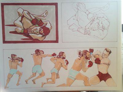 MMA Squared, Chris Rini, Jorge Masvidal, Darren Till