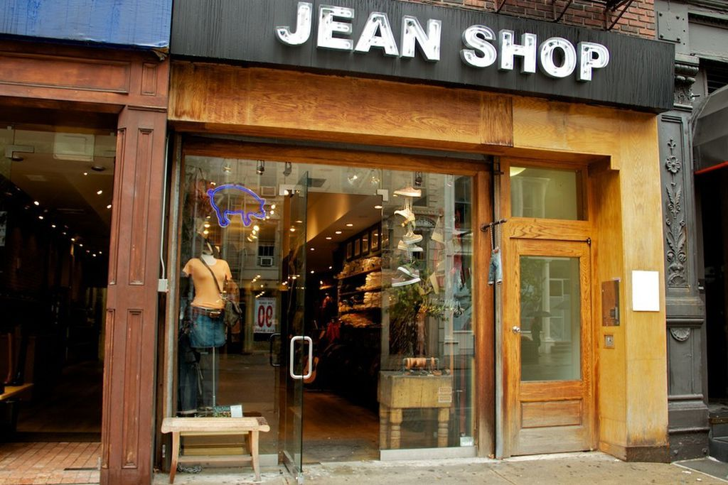 96b52b87 The Best Stores for Denim Shopping - Racked NY