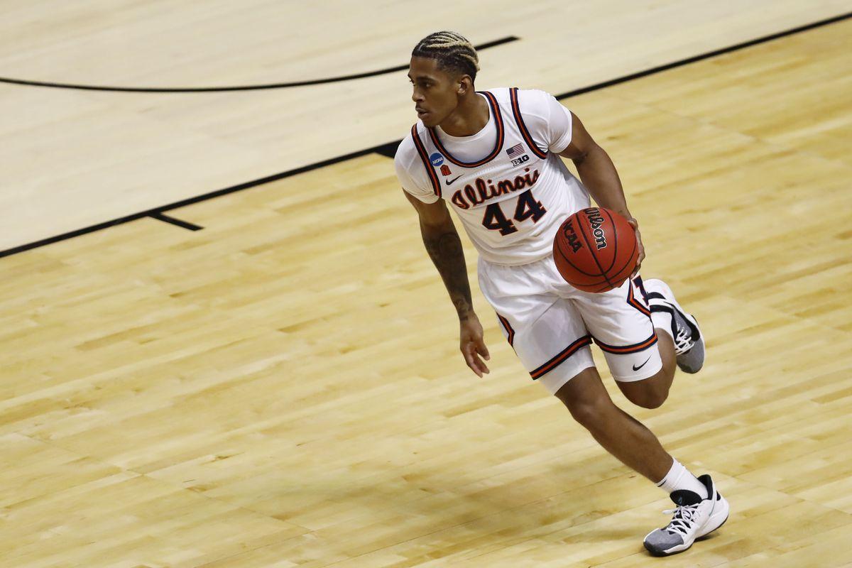 NCAA Basketball: NCAA Tournament-Drexel at Illinois
