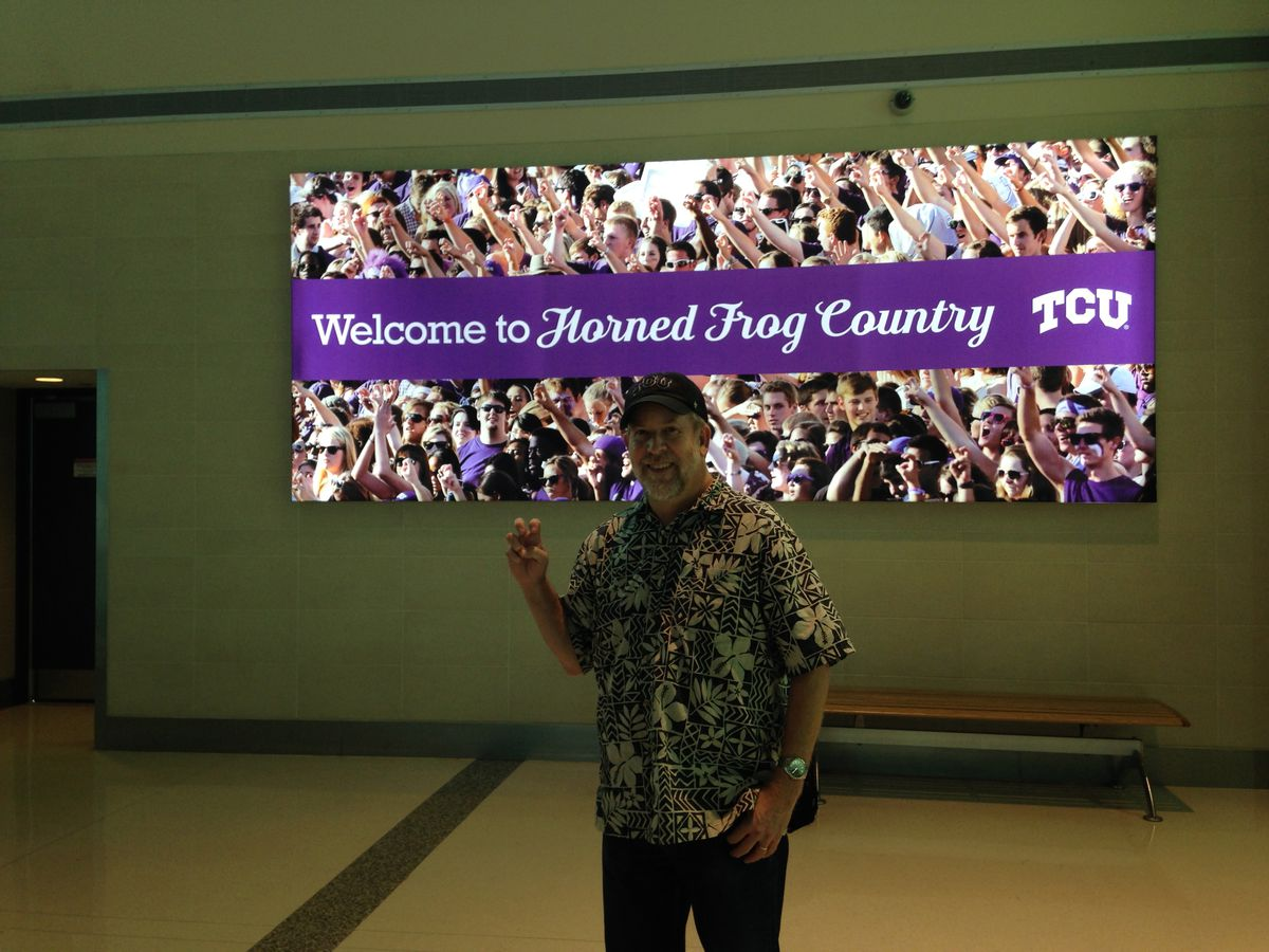Welcome to Horned Frog Country!