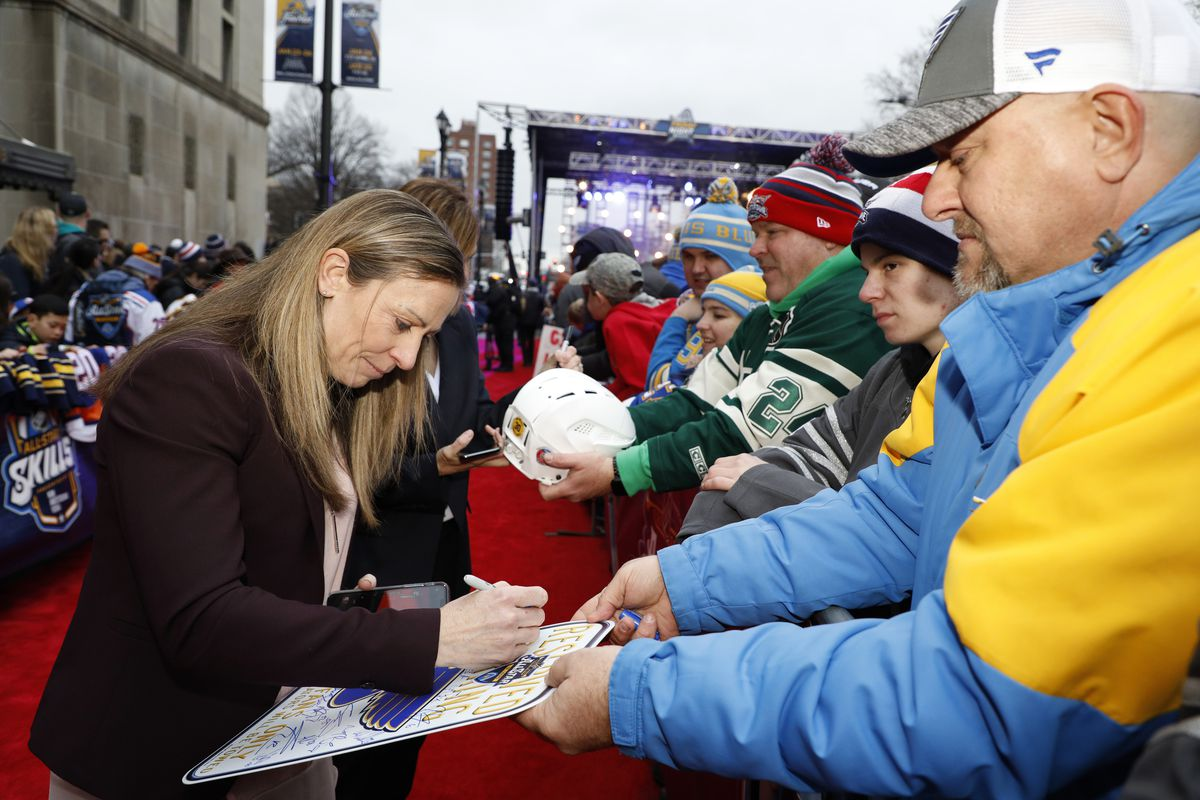 Photos from NHL All-Star Red Carpet