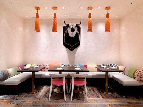 Inside The Six Stunning Jbfa Restaurant Design Finalists Eater