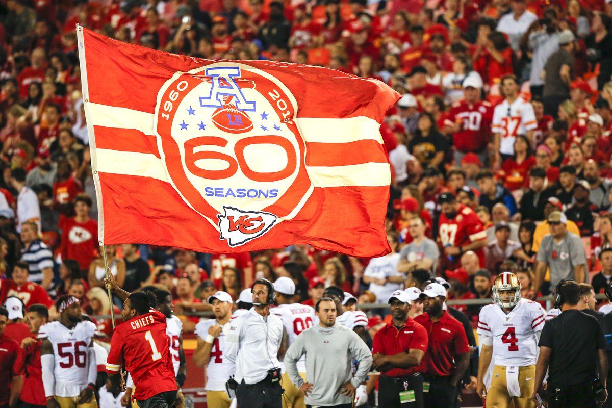 San Francisco 49ers v Kansas City Chiefs