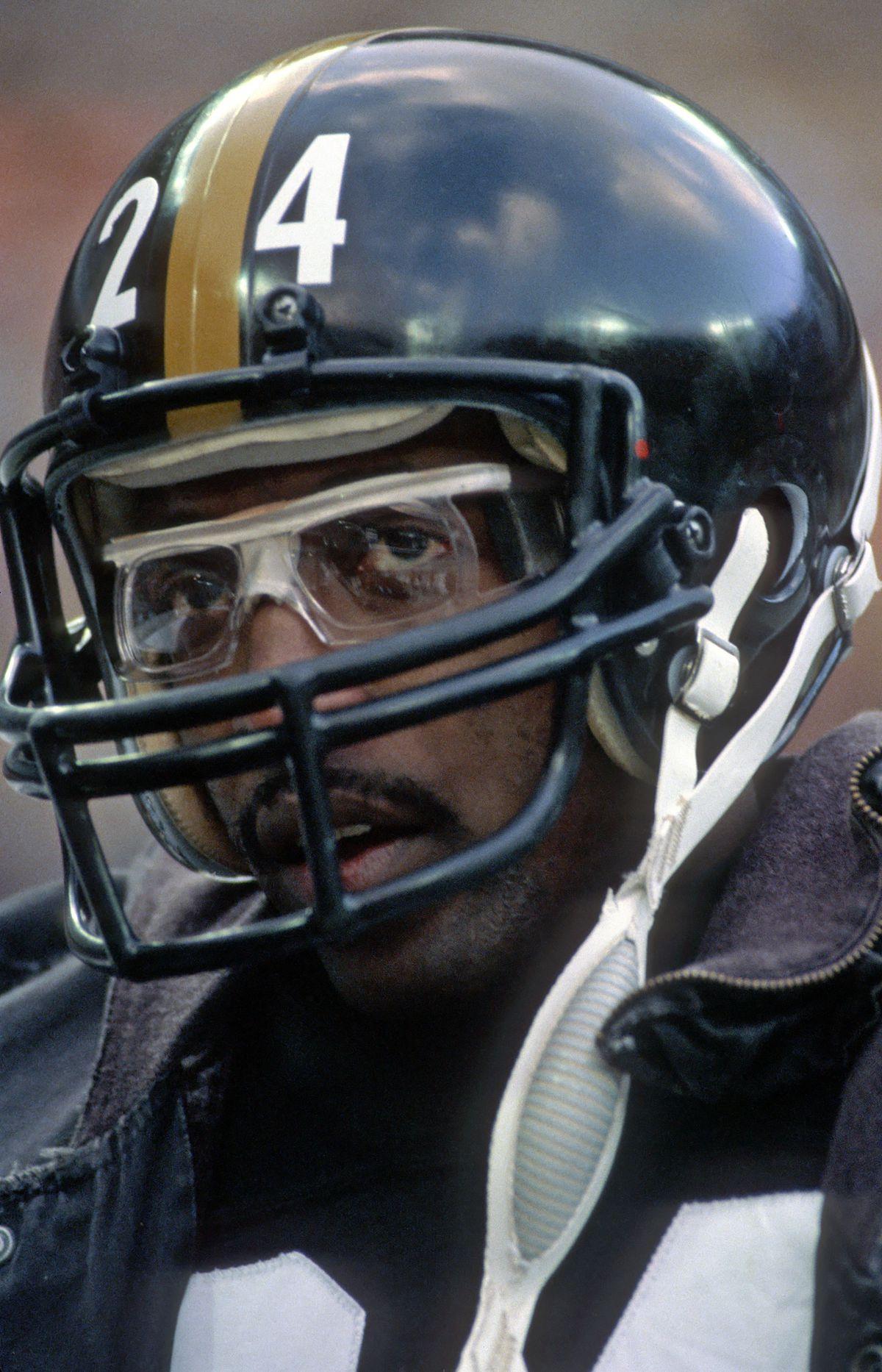 Pittsburgh Steelers J.T. Thomas