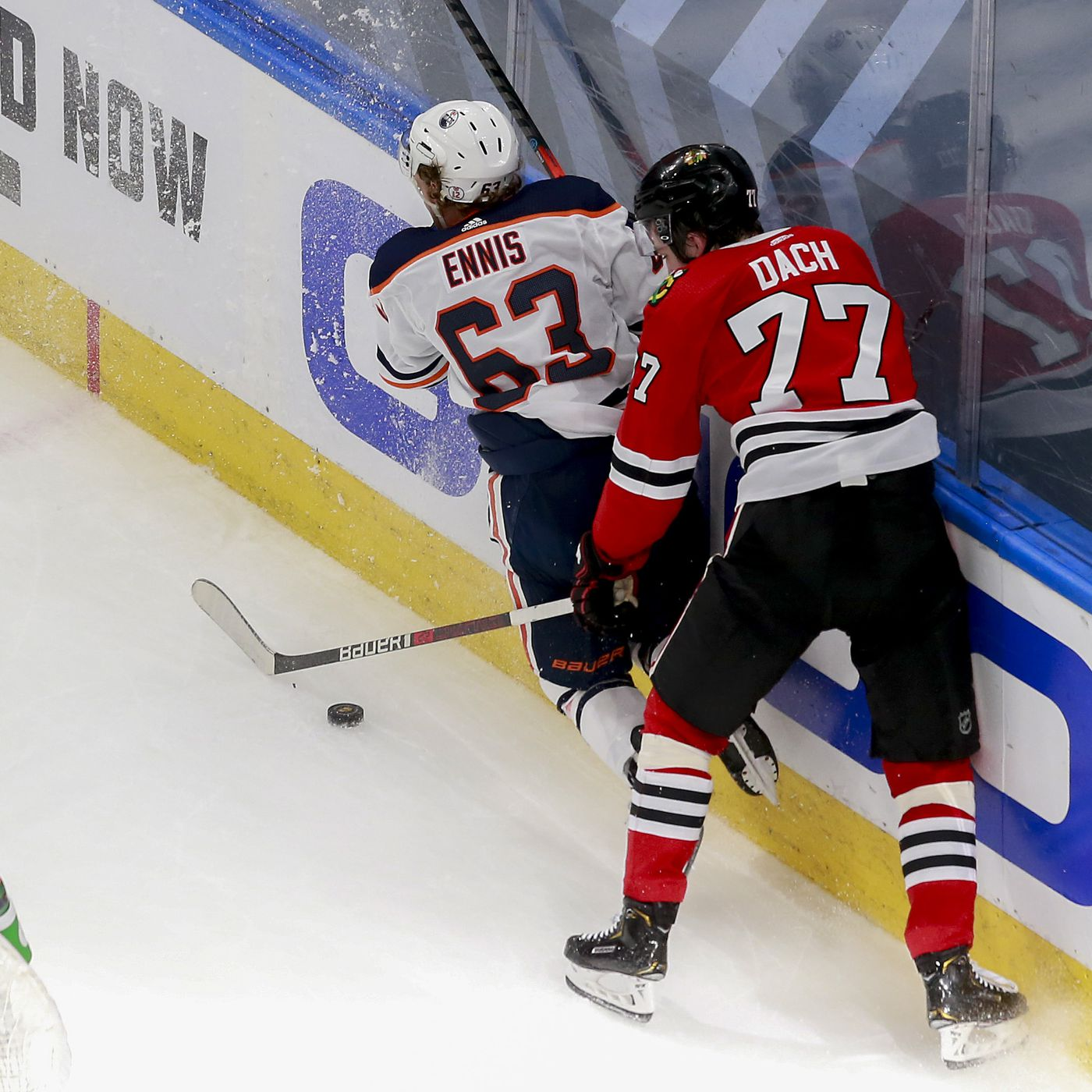 2020 Nhl Stanley Cup Qualifiers Tyler Ennis Out Indefinitely For Oilers Won T Play Vs Blackhawks Second City Hockey