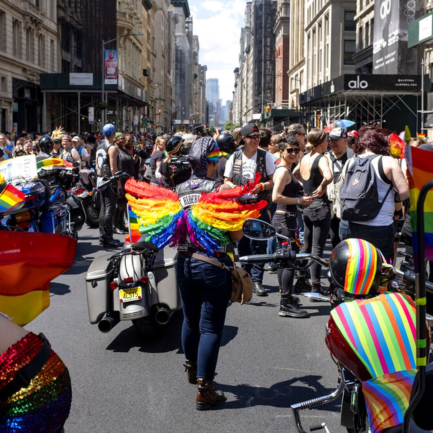 Lgbtq Pride Celebrated With Parades Protests Chicago Sun Times