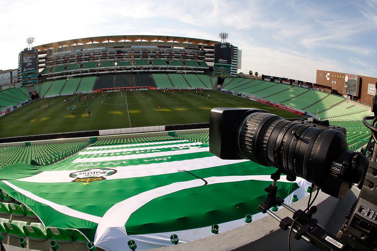 Santos Laguna v Necaxa - Torneo Clausura 2020 Liga MX