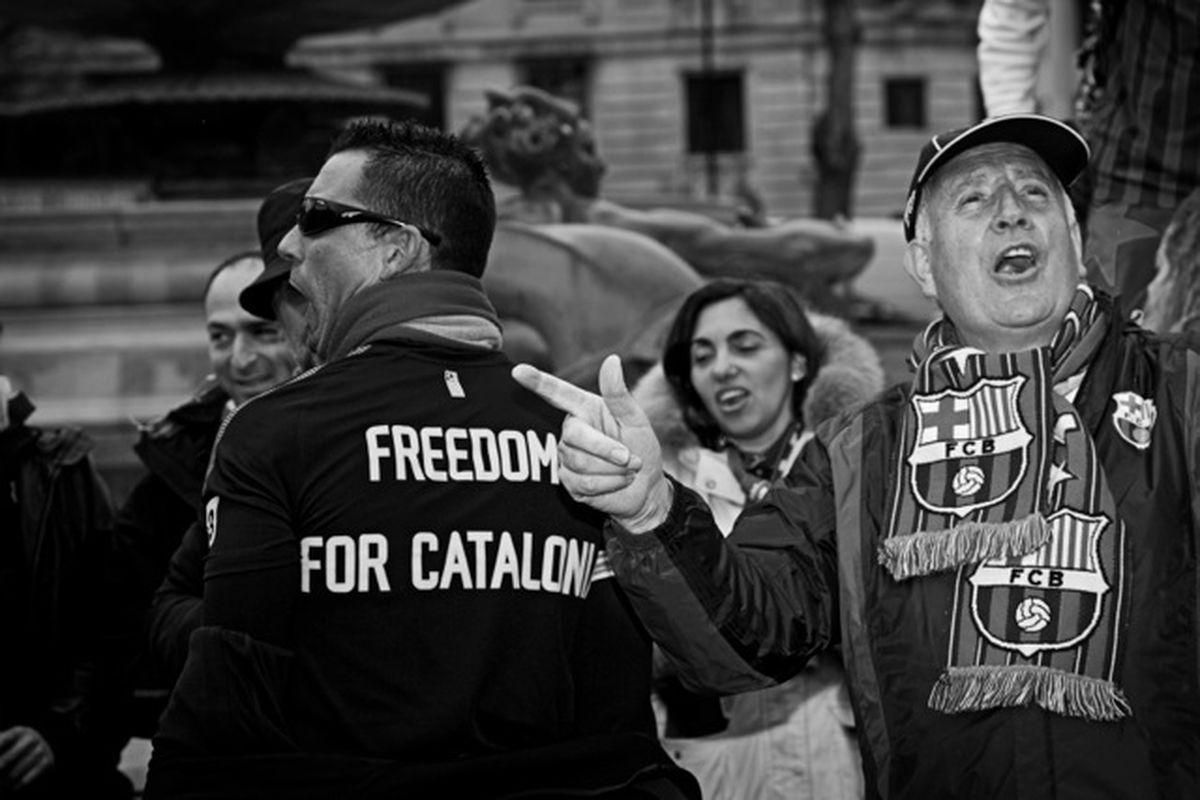 For Catalonia!