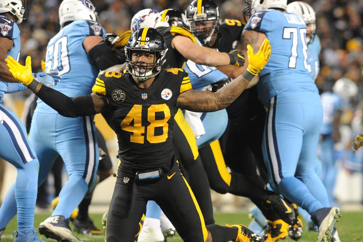 """02aa99caf22 Bud Dupree states the obvious, """"nowhere near"""" his ceiling in terms of  production"""
