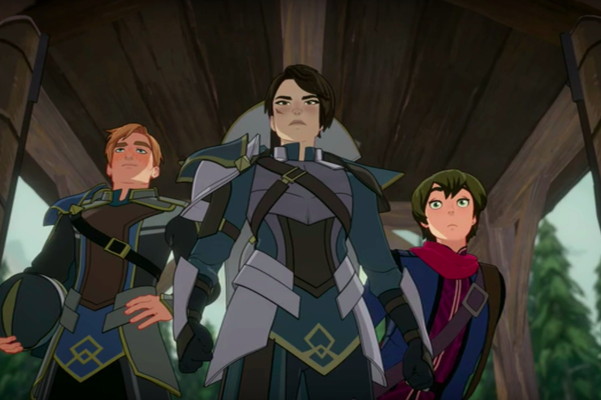Netflix's The Dragon Prince writers on General Amaya's