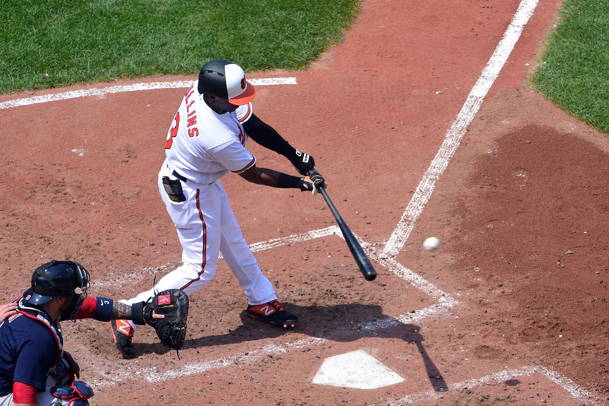 MLB: Game One-Boston Red Sox at Baltimore Orioles