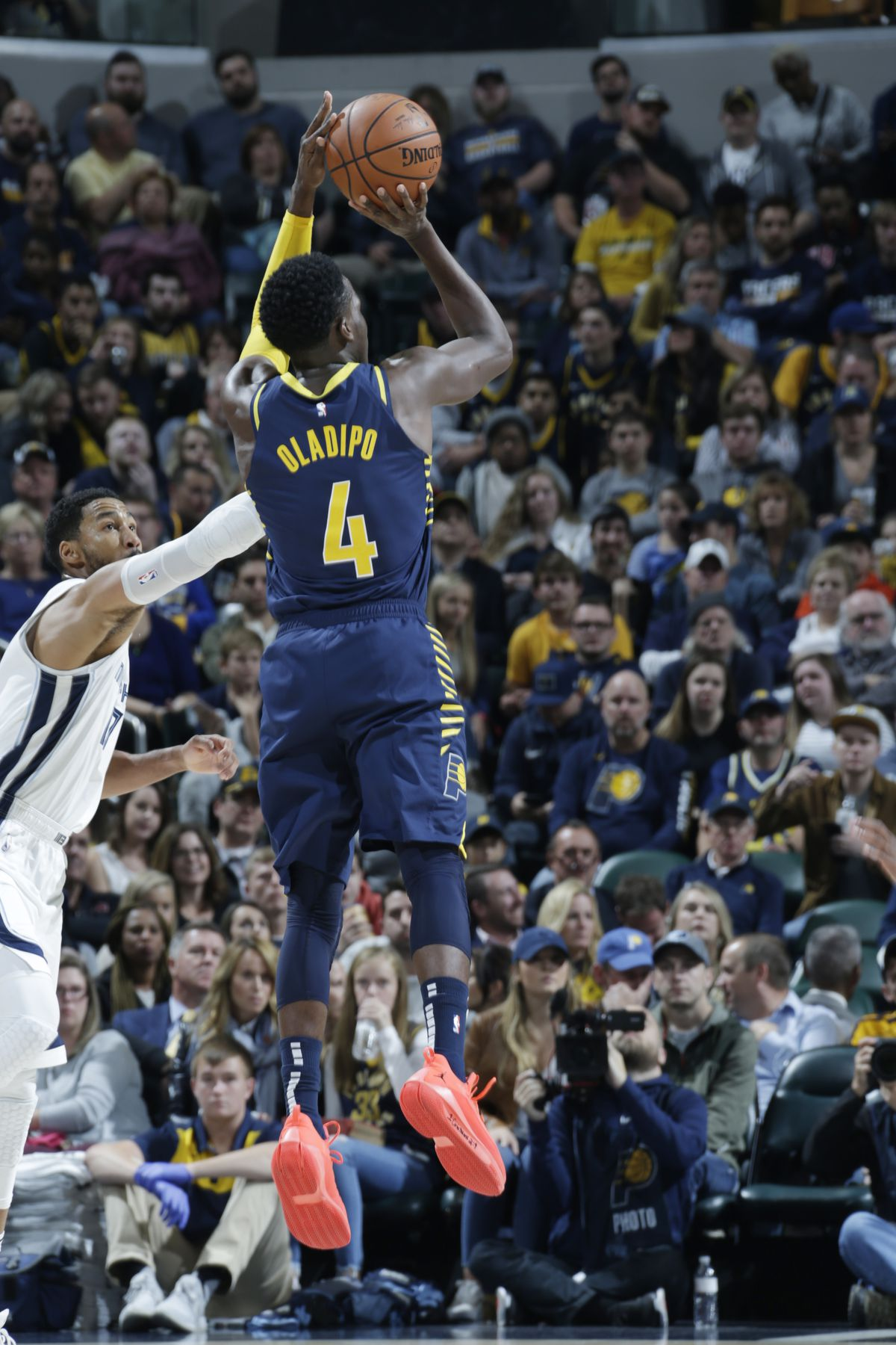 Scouting the Enemy: Indiana Pacers - Grizzly Bear Blues