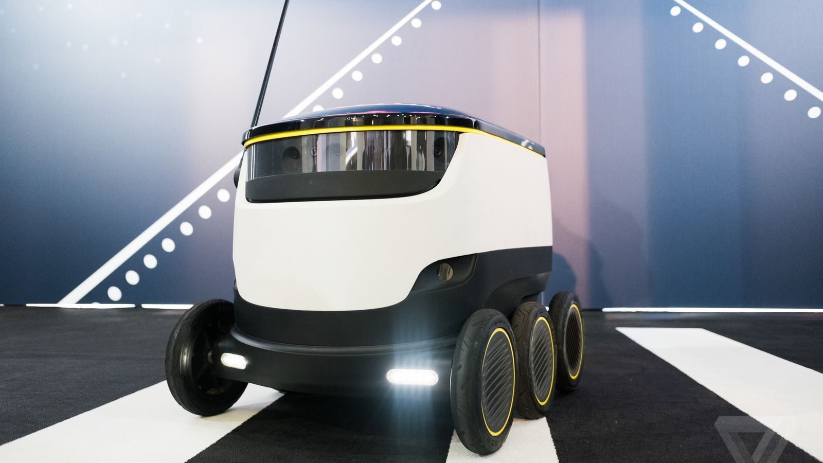 Starship Will Test Its Autonomous Delivery Robot In