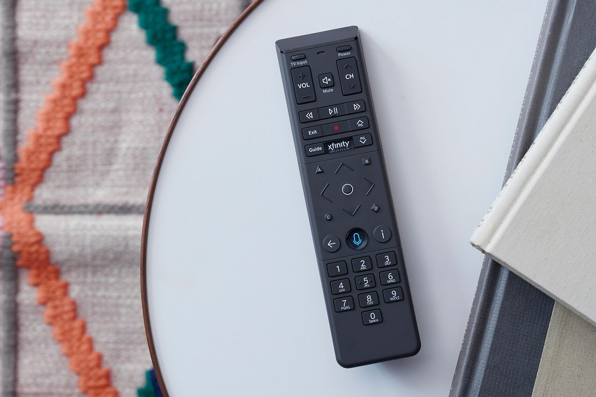 Comcast's redesigned X1 voice remote can locate your