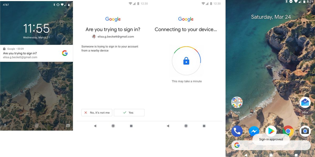Google will now let you use your Android phone as a physical