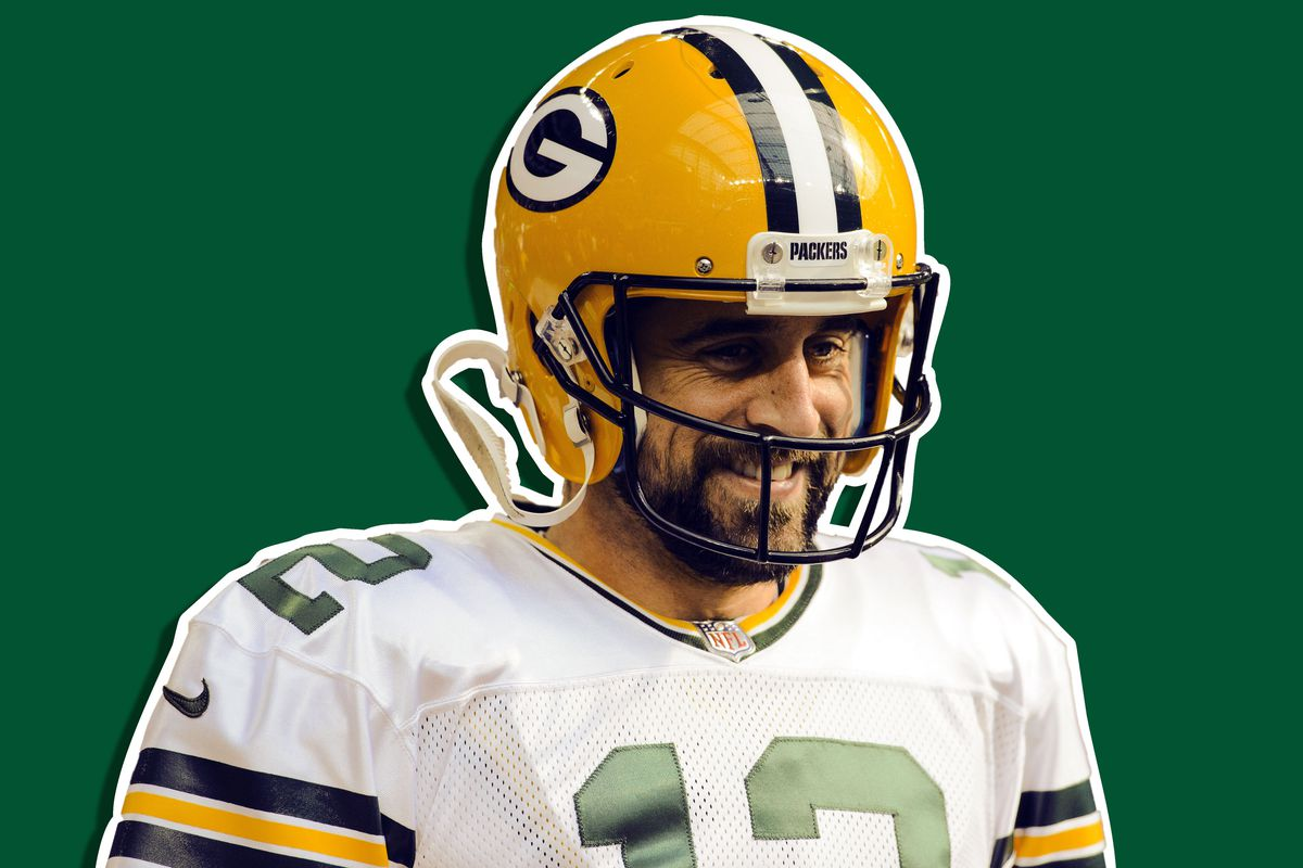 best website 3c79c 87a8e The Green Bay Packers Will Pay Aaron Rodgers $180 Million ...